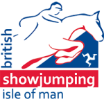 British Showjumping Isle of Man Logo