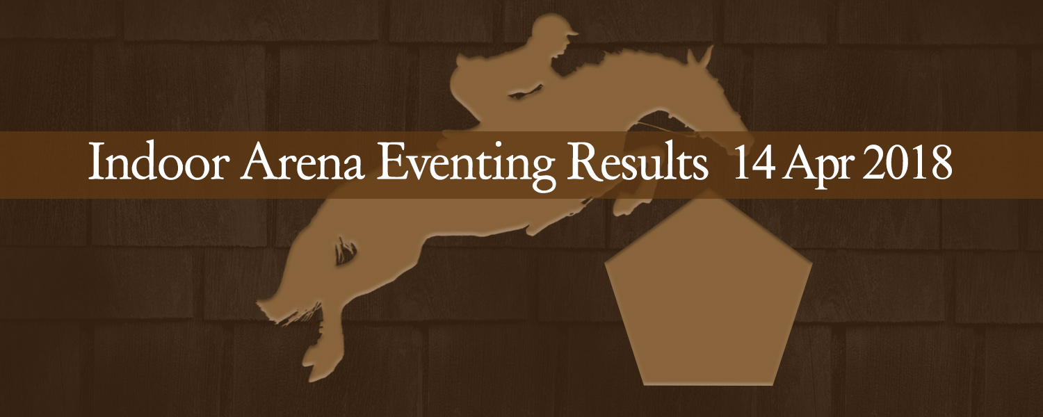 Ballavartyn Arena Eventing Results 04/18