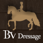 Ballavartyn Isle of Man Dressage Logo