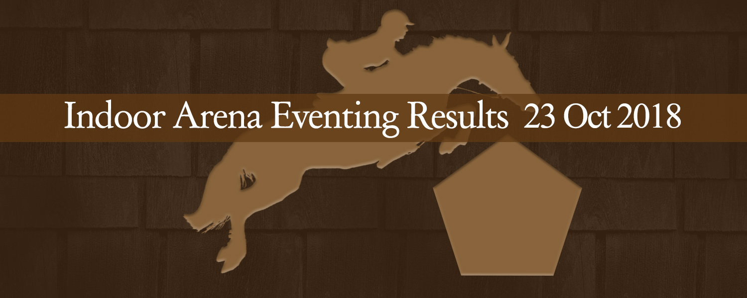 Ballavartyn Arena Eventing Results 10/18