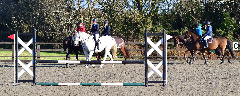 Ballavartyn Equestrian Centre Events Banner