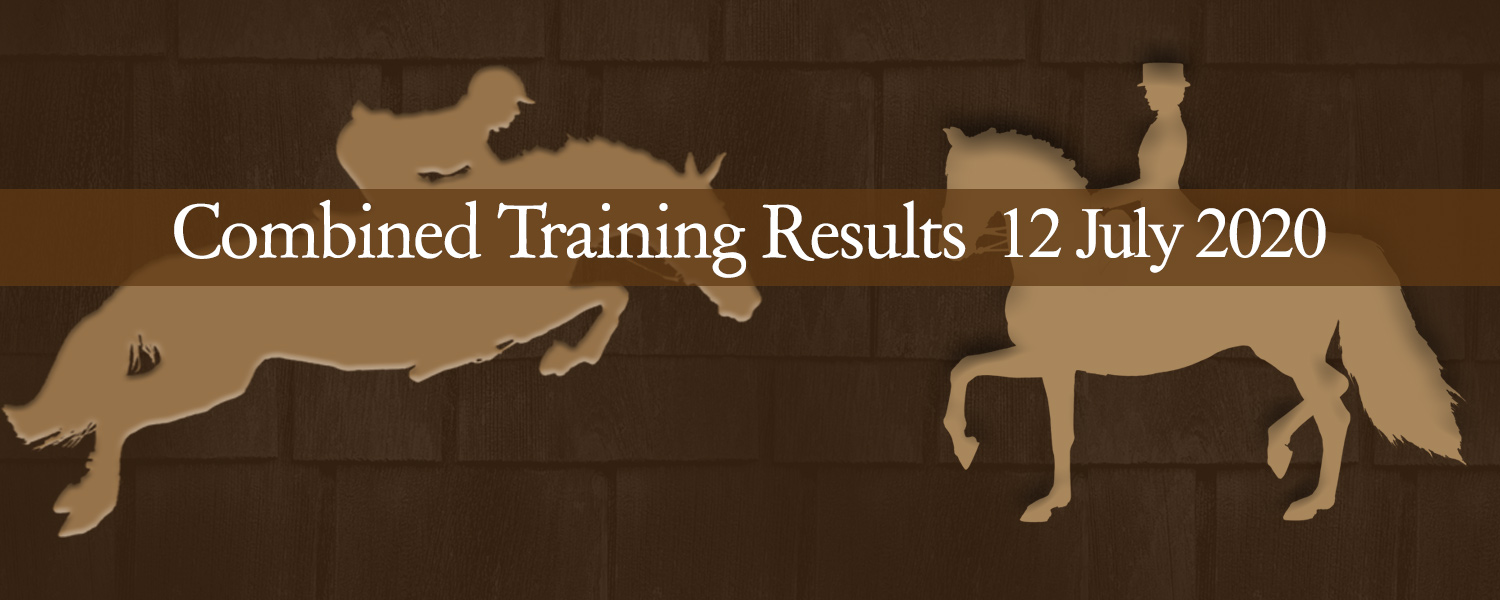 Ballavartyn Showjumping Results 12 July 2020