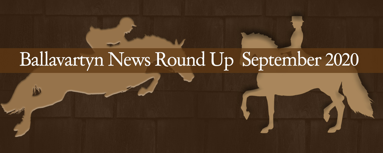 Ballavartyn News Round Up - September 2020