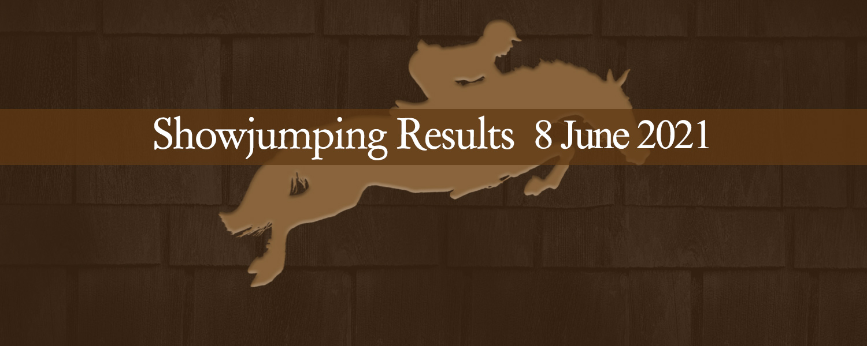 Ballavartyn Showjumping Results 8 June 2021